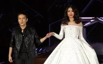 Hoa hậu Đỗ Mỹ Linh tỏa sáng trong thời trang Chung Thanh Phong