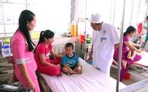 84 trẻ nhập viện do ngộ độc thức ăn