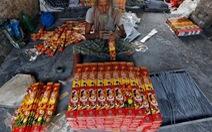 Nổ nhà máy pháo hoa ở Ấn Độ, ít nhất 8 người chết
