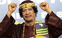 Bí ẩn kho báu của Gaddafi vẫn còn nguyên