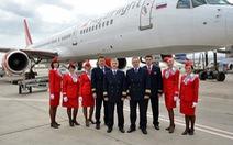Nga mở các chuyến bay từ Vladivostok đến Cam Ranh