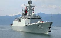 Ba chiến hạm Trung Quốc thăm cảng quốc tế Cam Ranh