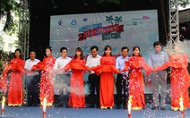 5.000 sinh viên dự ngày hội chào tân sinh viên 2016