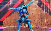 Xem clip Quang Trung, Minh Ngọc nhảy Avatar