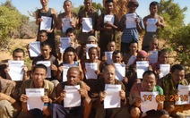 3 thuyền viên cướp biển Somalia thả đã ổn định sức khỏe