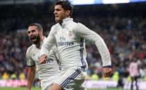 Morata tỏa sáng, R.M thắng nhọc Bilbao