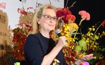 Gặp Meryl Streep ở Tokyo: 'tượng đài điện ảnh' duyên dáng