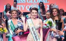 Ngọc Duyên lên ngôi Nữ hoàng sắc đẹp toàn cầu 2016