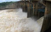 Hồ Trị An xả tràn, cảnh báo ngập ở vùng trũng
