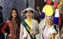 Nam Em đoạt giải Hoa hậu Ảnh tại Miss Earth 2016