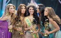 Việt Nam đăng cai Hoa hậu Hoà bình thế giới 2017