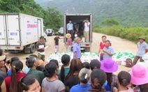 Nỗi niềm trưởng thôn mùa cứu trợ