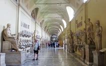Chiêm ngưỡng Vatican, nơi cất giữ kho báu nhân loại