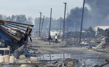 """Pháp tuyên bố hoàn tất chiến dịch dọn dẹp """"Rừng Calais"""""""