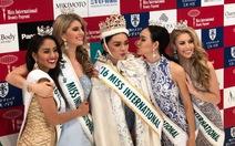 Người đẹp Philippines Kylie Verzosa lên ngôi Hoa hậu Quốc tế 2016