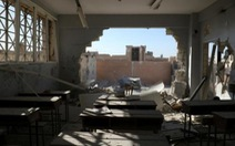 Không kích tại Syria, hơn 20 học sinh thiệt mạng