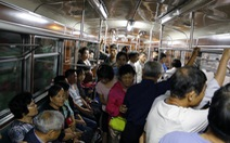 Tàu điện ngầm Triều Tiên sâu hơn mức bình thường
