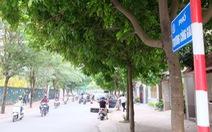 Hà Nội gắn biển tên đường mang tên 3 danh nhân