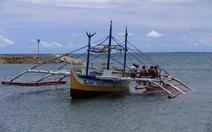 Tàu Trung Quốc không còn xua đuổi ngư dân Philippines