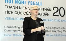 Hội nghị YSEALI: Thanh niên trăn trở với dự án cộng đồng