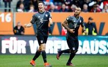 Lewandowski giúp Bayern củng cố ngôi đầu bảng