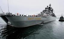 Bảy chiến hạm đáng gờm của hạm đội Nga