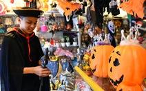 Nhiều sắc màu với Halloween Sài Gòn