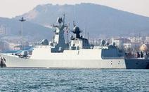Trung Quốc muốn biến tàu tuần dương thành tàu chiến