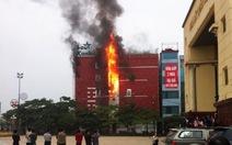 Xử lý nghiêm 18 công trình vi phạm về phòng cháy chữa cháy