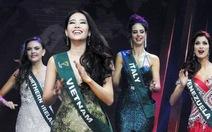 Người đẹp Việt: mặt đẹp, chân dài, váy xinh thôi chưa đủ!