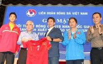 Tuyển U-19 VN được thưởng 2,3 tỉ đồng