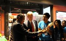 Đại sứ quán Hoa Kỳ hỗ trợ phong trào sáng tạo 2016