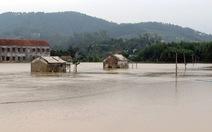 Cảnh báo lũ các sông ở Tây nguyên, Trung và Nam Trung bộ