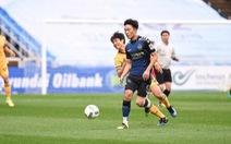 Xuân Trường thi đấu 53 phút trong trận thua của Incheon