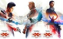 Vin Diesel, Chân Tử Đan, Ngô Diệc Phàm trong Điệp viên XXX 3
