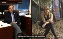 Nỗi khổ trùng tên Hillary Clinton và Donald Trump