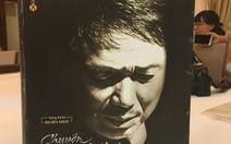 Nhạc sĩ Phú Quang ra mắt sách trước 4 đêm nhạc
