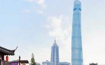 """Tháp Thượng Hải thắng giải """"Nhà chọc trời đẹp nhất thế giới"""""""