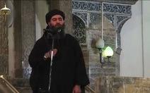 Thủ lĩnh IS kêu gọi tấn công các thành phố phương tây