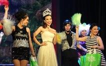 Hoàng Oanh lại đi thi hoa hậu…