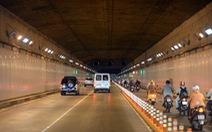 Phạt 27 tỉ 14.662 xe hơi chạy quá nhanh trong hầm Thủ Thiêm