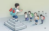 6 kỹ năng giúp trẻ phòng ngừa bạo lực học đường