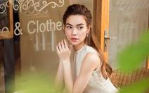 Hồ Ngọc Hà làm tổng biên tập trong 'Gửi người yêu cũ'