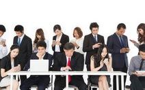 Di động lần đầu chiếm lĩnh lượng truy cập Internet
