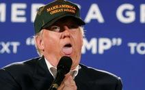 """Thị trường thế giới """"bắt đầu lo lắng"""" khi ông Trump dẫn điểm"""