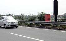 Xử phạt qua hình ảnh trên đường cao tốc Nội Bài - Lào Cai