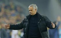 """HLV Mourinho: """"Chúng tôi đáng phải nhận thất bại"""""""
