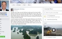 Đại sứ Mỹ tại Việt Nam mời gọi mọi người tới Việt Nam