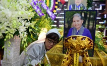 Sầu nữ Út Bạch Lan: Muốn mặc áo bà ba khi mất