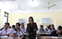 Thi học kỳ 1 giống phương án thi THPT quốc gia